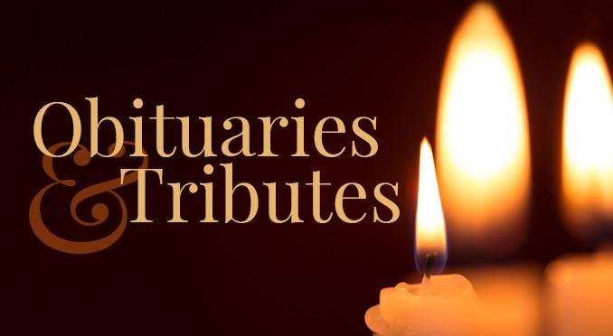 Current Services and Obituaries | M A  Connell Funeral Home